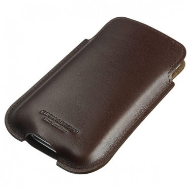 Luxury Leather Iphone Sleeve