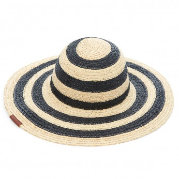 Seasonal Selections Christys Hats Emilia Wide Brim Hat-CH-CSK100308 £75.00