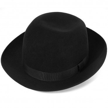 Mens Hats Best Sellers Christys Hats Foldaway Fur Felt Hat £130.00