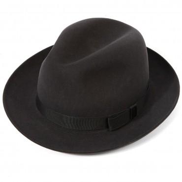 Mens Hats Best Sellers Christys Hats Epsom Fur Felt Racing Trilby Hat £150.00