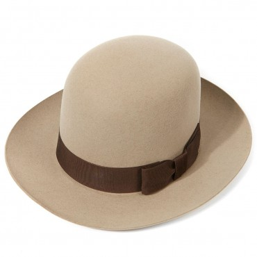 Fedora Hats Christys Hats Adventurer Poet Fur Felt Fedora Hat £150.00
