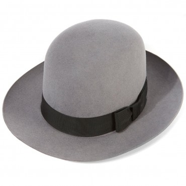 Fedora Hats Christys Hats Adventurer - Poet Fur Felt Fedora Hat £150.00