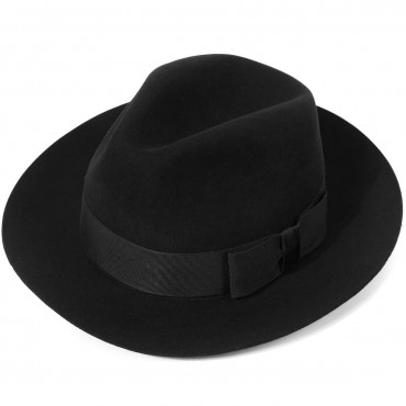 Fedora Hats Christys Hats Knightsbridge Fur Felt Fedora Hat £150.00