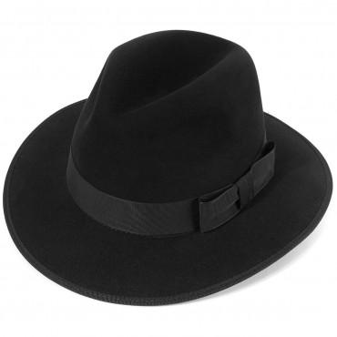 Country Pursuits Christys Hats County Down Brim Fur Felt Trilby Hat £150.00