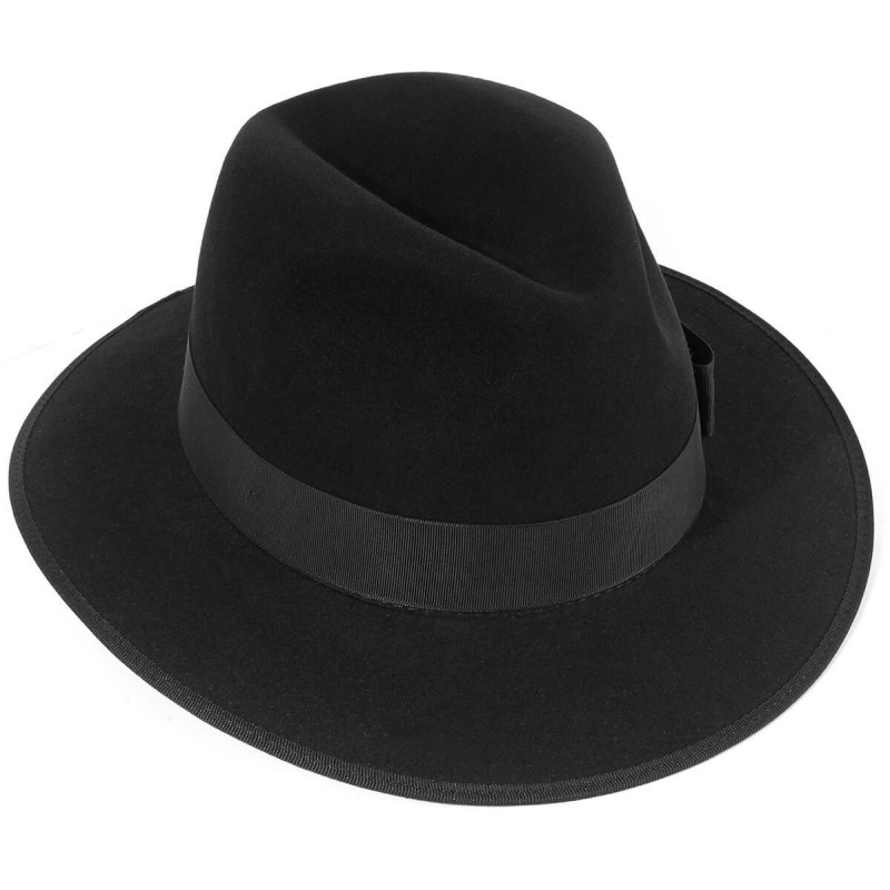Country Pursuits Christys Hats County Down Brim Fur Felt Trilby Hat £150.00