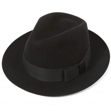 Trilbies & Pork Pies Christys Hats Bond Fur Felt Trilby Hat-CH-CSO100149 £150.00