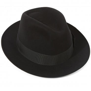 Trilbies & Pork Pies Christys Hats Bond Fur Felt Trilby Hat £150.00