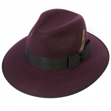Winter Hats Christys Hats Madison Wool Felt Fedora £86.00