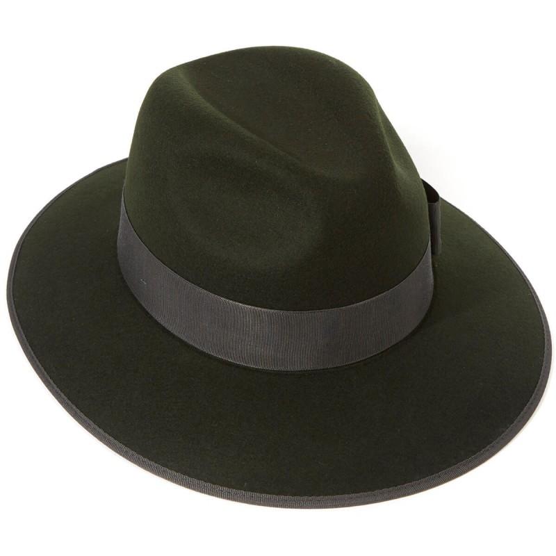 Winter Hats Christys Hats Madison Wool Felt Fedora £86.00
