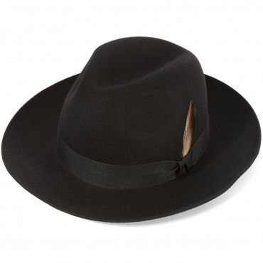 Shop by Style Christys Hats Grosvenor Wool Felt Fedora £86.00 ... c20c5d9c578