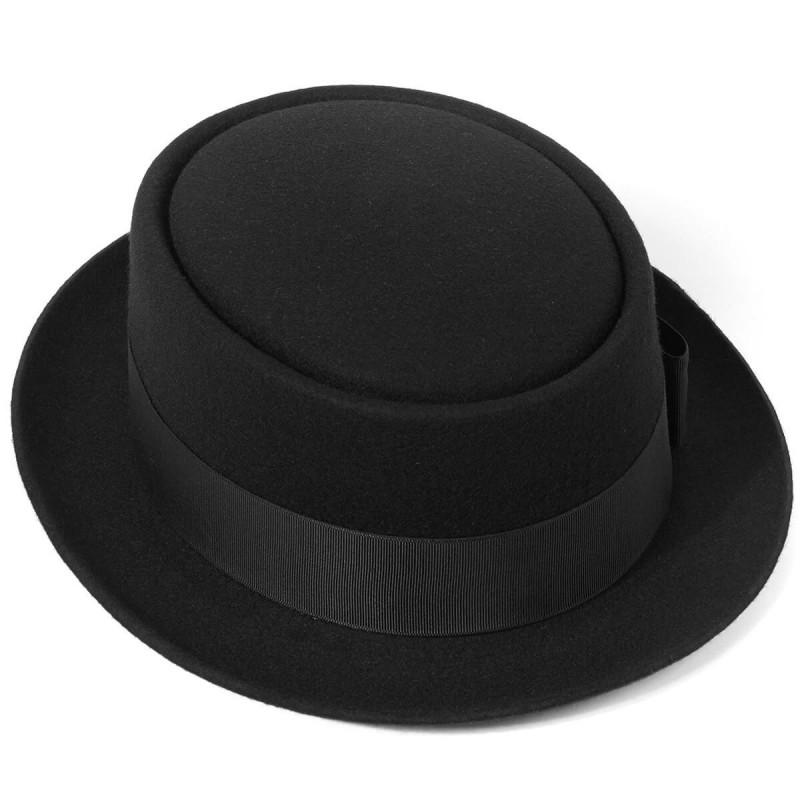 Winter Hats Christys Hats Pork Pie Wool Felt Hat £86.00