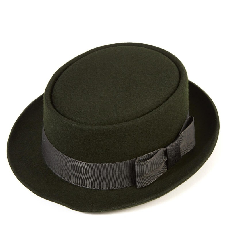 Winter Hats Christys Hats Pork Pie Wool Felt Hat £86.00