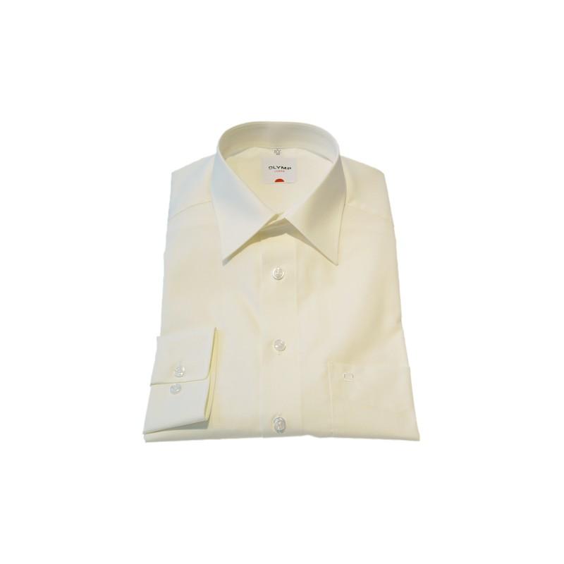 Sleeve Length 23'' -58cm Olymp Shirts Ecru Cream Shorter Long Sleeve Length 23'' -58cm Olymp Shirt £50.00