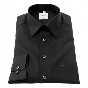 Sleeve Length 25''- 64cm Olymp Shirts Black Normal Sleeve Length 25''- 64cm Olymp Shirt £40.00
