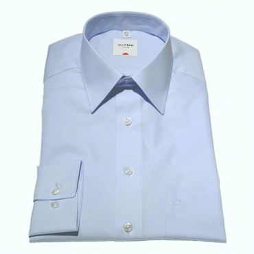Sleeve Length 27''- 69cm Olymp Shirts Light Blue Extra Long Sleeve Length 27''- 69cm Olymp Shirt £40.00