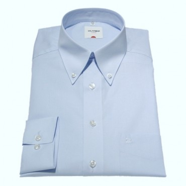Sleeve Length 25''- 64cm Olymp Shirts Light Blue Normal Sleeve Length 25''- 64cm Olymp Shirt £40.00