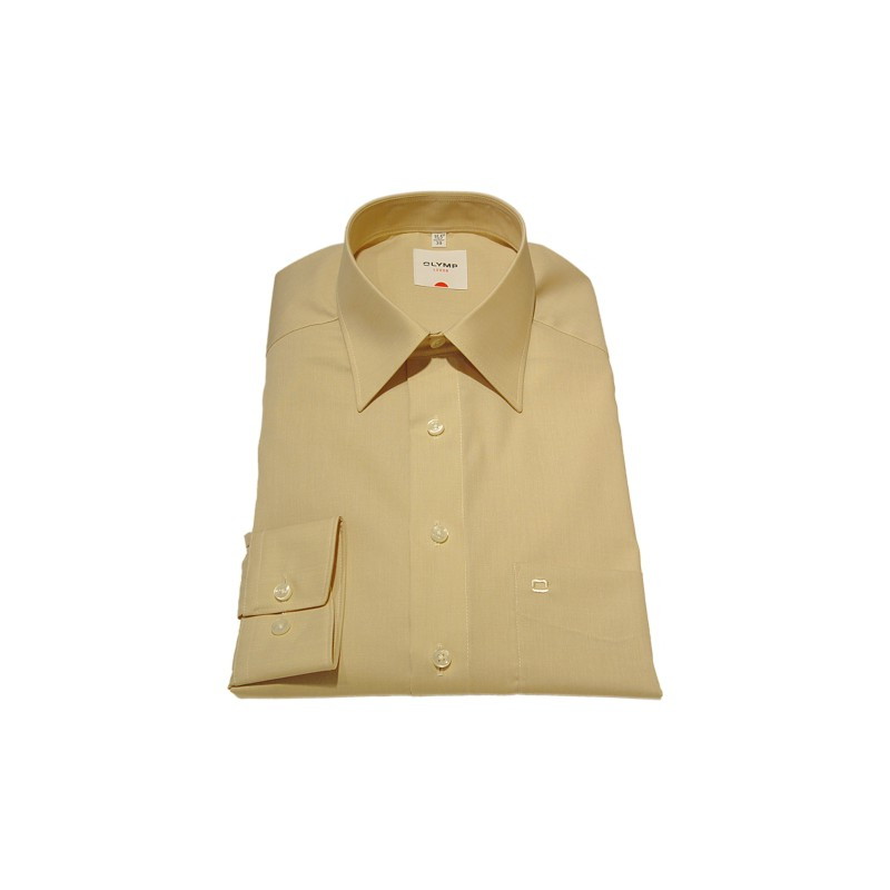 Sleeve Length 25''- 64cm Olymp Shirts Beige Normal Sleeve Length 25''- 64cm Fil a Fil Olymp Shirt £45.00
