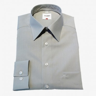 Sleeve Length 25''- 64cm Olymp Shirts Grey Normal Sleeve Length 25''- 64cm Fil a Fil Olymp Shirt £45.00