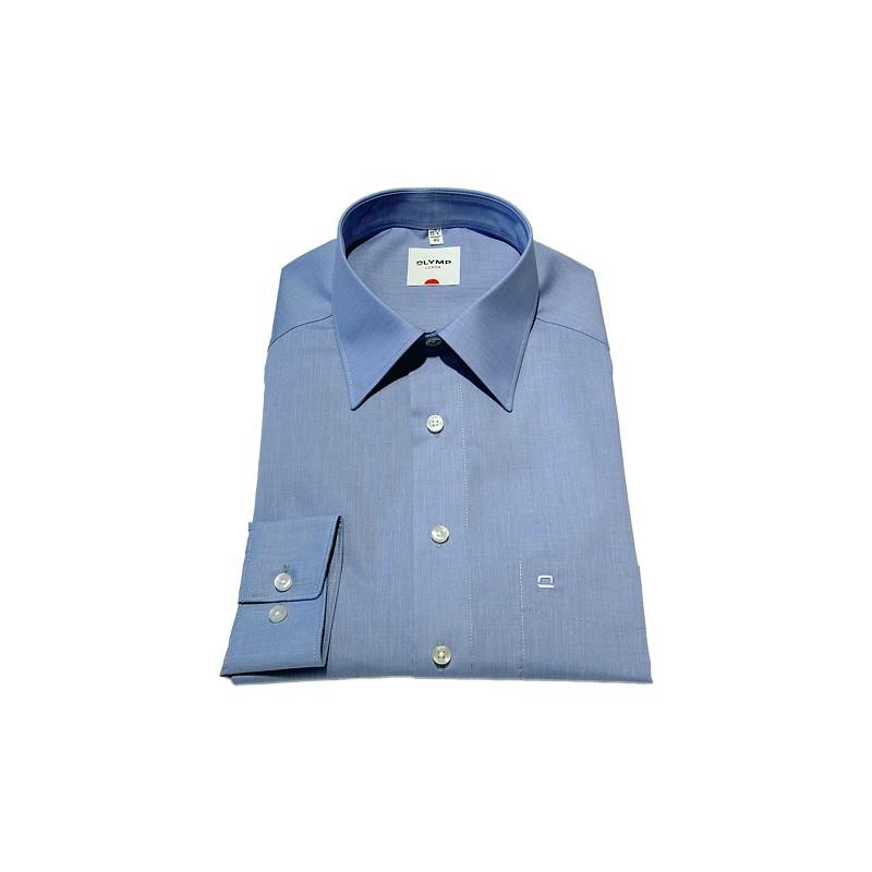 Kent Collar Olymp Shirts Light Blue Extra Long Sleeve Length 27''- 69cm Olymp Shirt £45.00