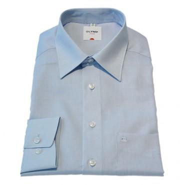Sleeve Length 25''- 64cm Olymp Shirts Light Blue Normal Sleeve Length 25''- 64cm Fil a Fil Olymp Shirt £45.00