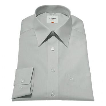 Sleeve Length 25''- 64cm Olymp Shirts Grey Normal Sleeve Length 25''- 64cm Fil a Fil Olymp Shirt £45.00