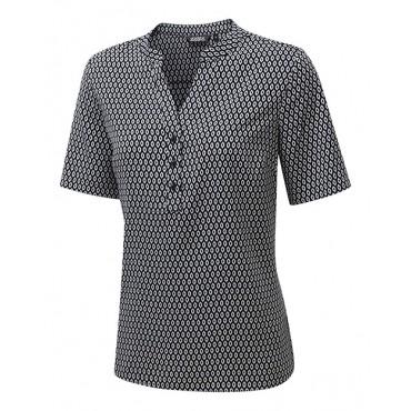 Tops Vortex Designs Beth Short Sleeve Navy £24.00