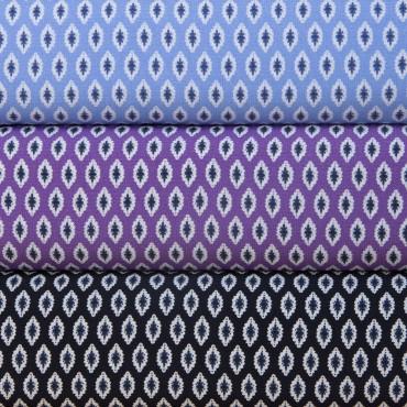 Tops Vortex Designs Beth Short Sleeve Sky Blue £24.00