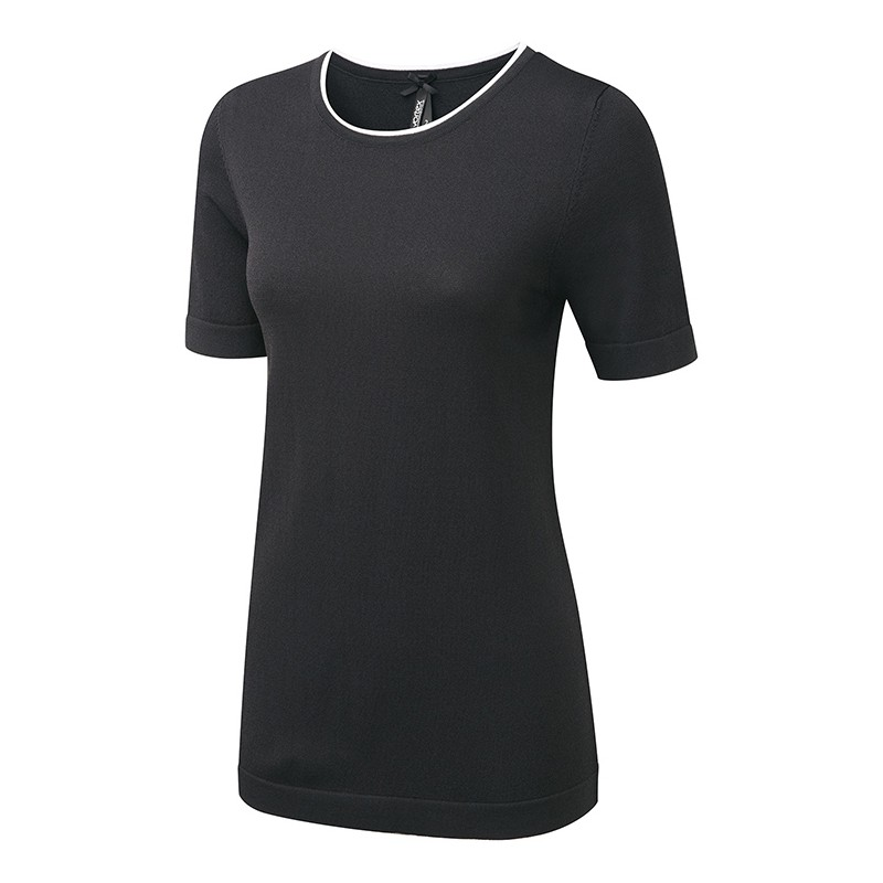 Knitwear Vortex Designs Gemma Charcoal/White £22.00