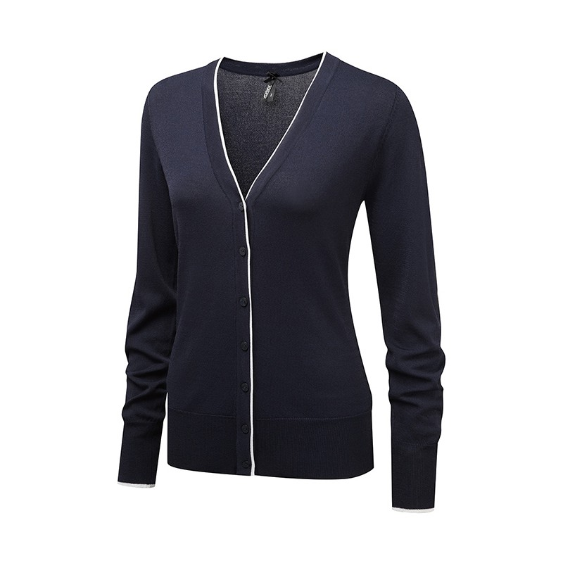 Knitwear Vortex Designs Jessica Navy/White £30.00