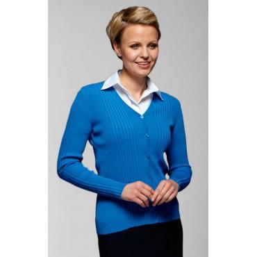 Knitwear Vortex Designs Kristin Long Sleeve Blue £32.00
