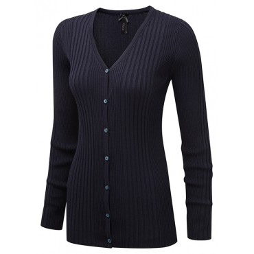 Knitwear Vortex Designs Kristin Long Sleeve Navy £32.00