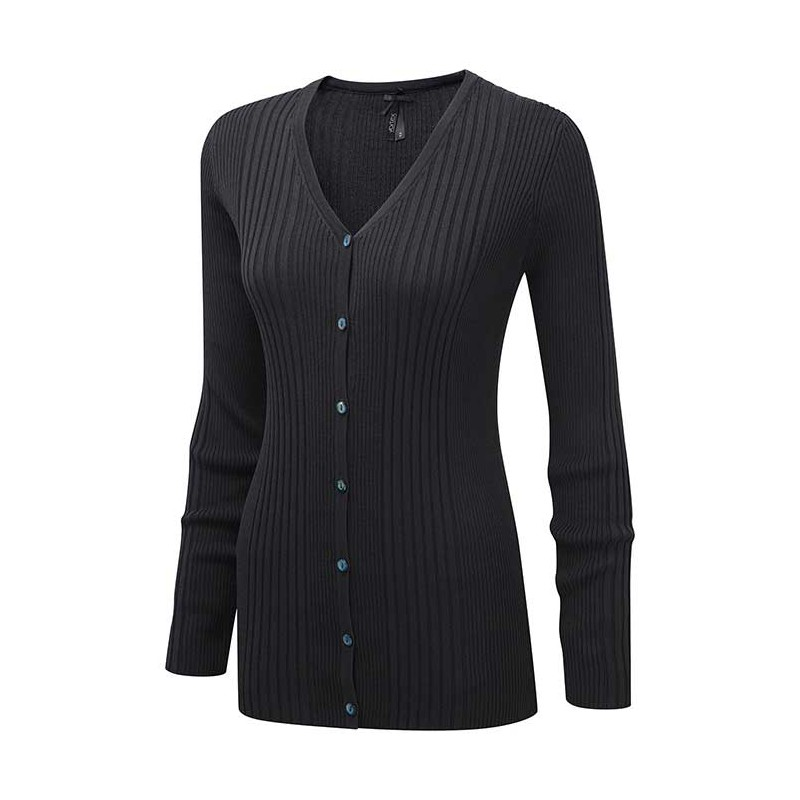 Knitwear Vortex Designs Kristin Long Sleeve Charcoal £32.00