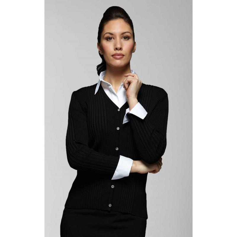 Knitwear Vortex Designs Kristin Long Sleeve Black £32.00
