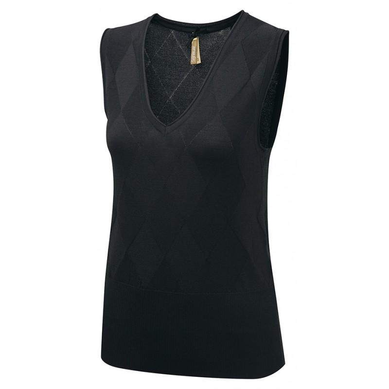 Tops Vortex Designs Talia Sleeveless Charcoal £21.00