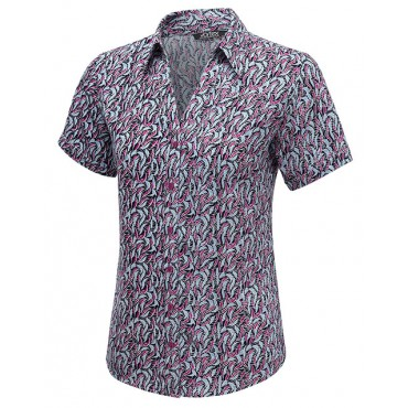 Blouses Vortex Designs Willow Berry £25.00