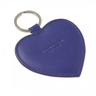 Large Love Heart Key Ring
