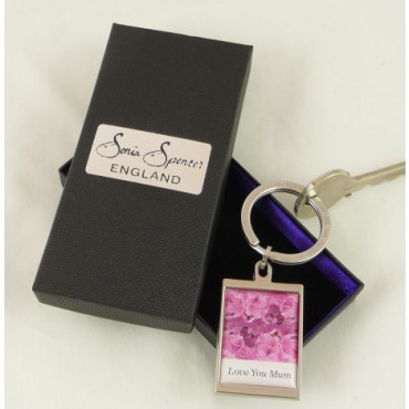 Key Rings Sonia Spencer Azalea Keyring £20.00