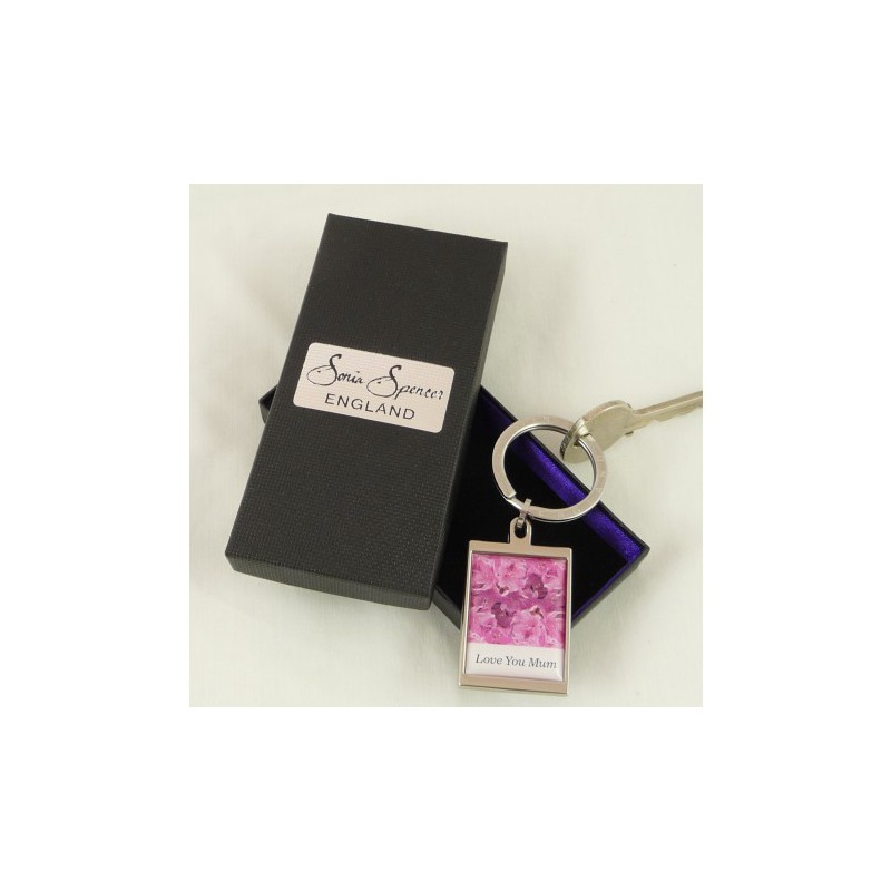 Key Rings Sonia Spencer Azalea Keyring £20.00
