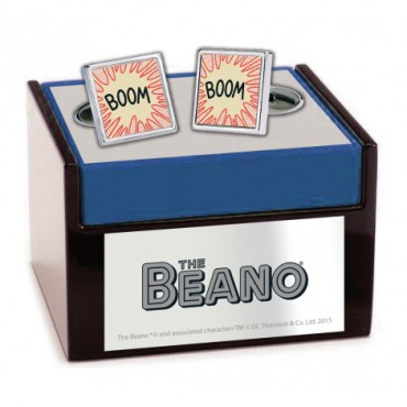 Others Sonia Spencer Beano Boom Boom Cufflinks £30.00