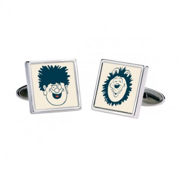 Others Sonia Spencer Beano Dennis & Gnasher Heads Cufflinks £30.00