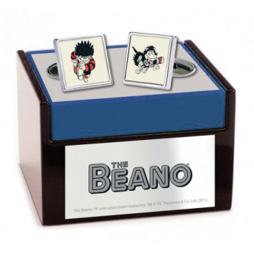 Others Sonia Spencer Beano Dennis & Gnasher Running Cufflinks £30.00