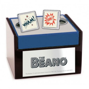 Others Sonia Spencer Beano Wham! Bang! Cufflinks £30.00