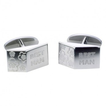 Others Sonia Spencer Best Man Blossom Cufflinks £30.00