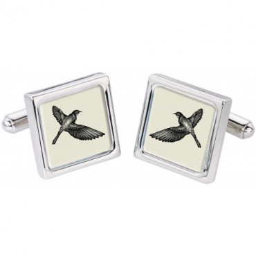In Flight Sonia Spencer Bird Cufflinks £30.00