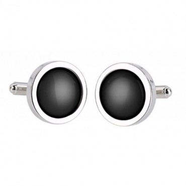 Wedding Sonia Spencer Black Cufflinks £30.00