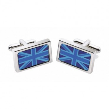 Chunky Dome Sonia Spencer Blue Union Jack £30.00