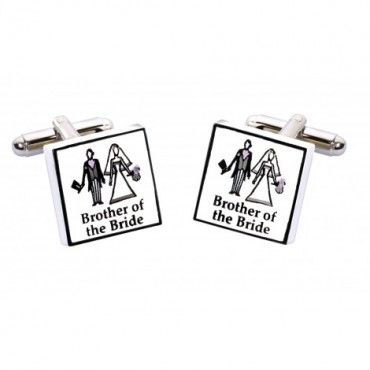 Wedding Sonia Spencer Brother Of The Bride Contemporary Cufflinks £20.00