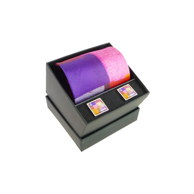 Tie and Cufflink Sets Sonia Spencer Collage £50.00