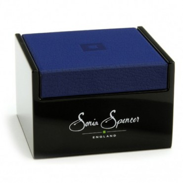 New Gallery Sonia Spencer De Morgan Flowers Blue £30.00