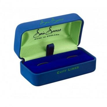 Bone China Hand Painted Sonia Spencer Empire State Cufflinks £20.00